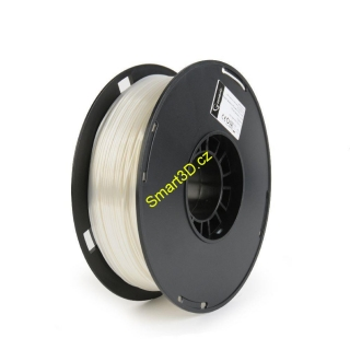 Filament Gembird / POLYMER GLOSSY / Silk White / 1,75 mm / 1 kg.
