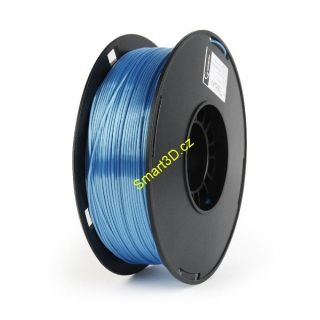 Filament Gembird / POLYMER GLOSSY / Silk Blue / 1,75 mm / 1 kg.