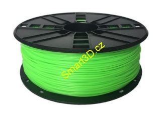Filament Gembird / TPE FLEX / Green/ 1,75 mm / 1 kg.