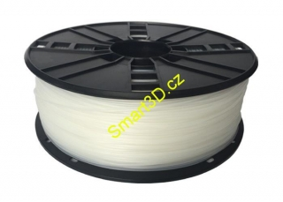 Filament Gembird / TPE FLEX / Natural / 1,75 mm / 1 kg.