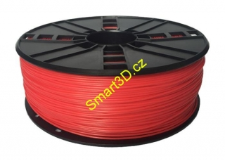 Filament Gembird / TPE FLEX / Red / 1,75 mm / 1 kg.