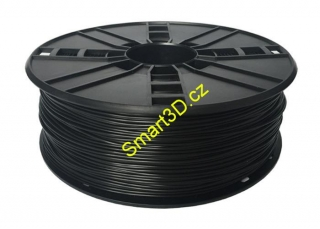 Filament Gembird / TPE FLEX / Black / 1,75 mm / 1 kg.