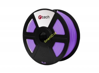 Filament C-TECH / PLA / PURPUROVÁ / 1,75 mm / 1 kg