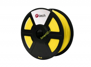 Filament C-TECH / PLA / ŽLUTÁ / 1,75 mm / 1 kg