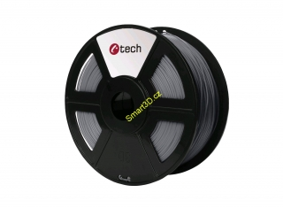 Filament C-TECH / PLA / STŘÍBRNÁ / 1,75 mm / 1 kg