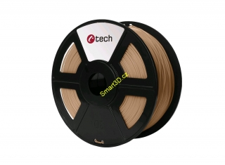 Filament C-TECH / PLA / WOOD / 1,75 mm / 1 kg