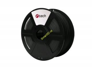 Filament C-TECH / PLA / CARBON / 1,75 mm / 1 kg