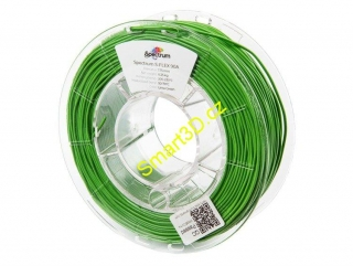 "Filament SPECTRUM / S-FLEX 90A / ZELENÁ ""LIME"" / 1,75 mm / 0,25 kg"