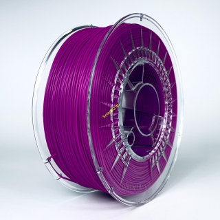 Filament DEVIL DESIGN / PLA / PURPUROVÁ / 1,75 mm / 1 kg.