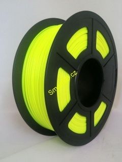 Filament FIBER3D / PLA SVÍTÍCÍ VE TMĚ / YELLOW / 1,75 mm / 1 kg.