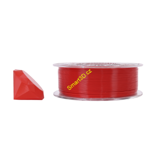 "Filament PRINT IT!  / PLA / ČERVENÁ ""CANDY"" / 1,75 mm / 1 kg."