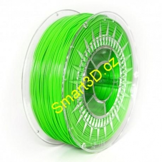 Filament DEVIL DESIGN / PLA / BRIGHT GREEN / 1,75 mm / 1 kg.