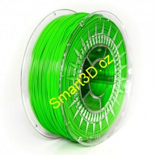 Filament DEVIL DESIGN / PETG / BRIGHT GREEN / 1,75 mm / 1 kg.