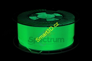 Filament SPECTRUM / PLA SPECIAL / GLOW IN THE DARK / 1,75 mm / 1 kg.