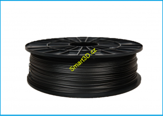 Filament PLASTY MLADEČ / CFJet PETG / carbon / 1,75 mm / 0,5 kg.