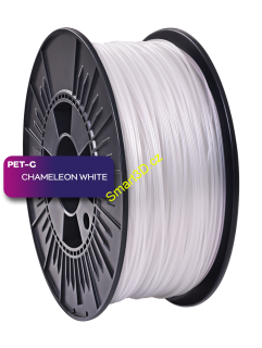 Filament NEBULA / PETG / CHAMELEON LIGHT ( WHITE ) / 1,75 mm / 1 kg